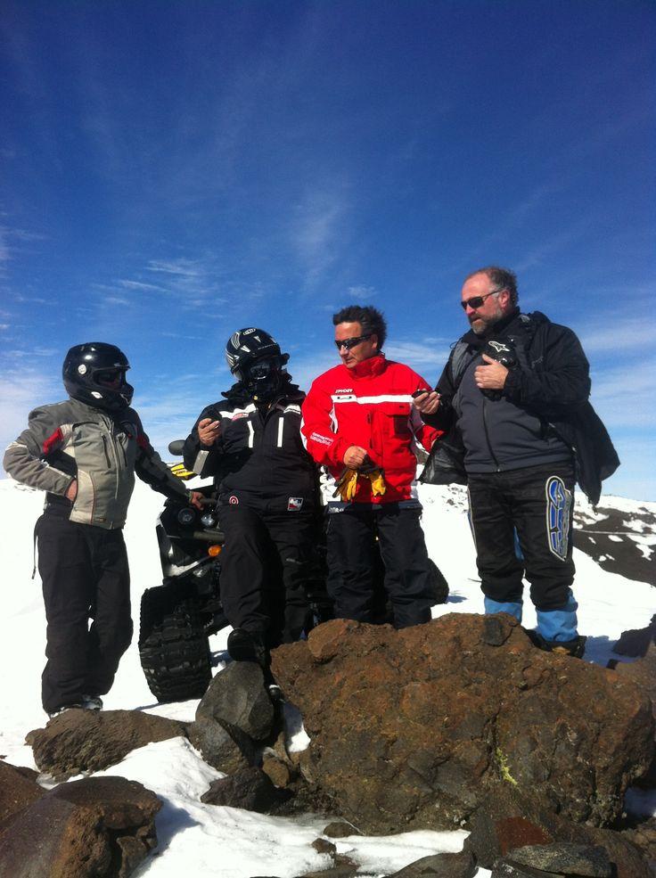 """""""Sendero Aventura Andes"""" dando Servicio al Alma,con Turistas sabedores de la garantía de seguridad, que da el Servicio de Andes ...!!!"""