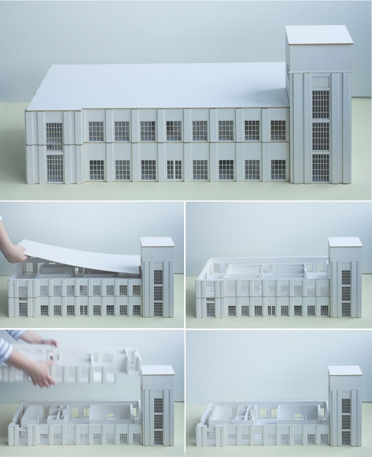 architecture model | enodestudio.com