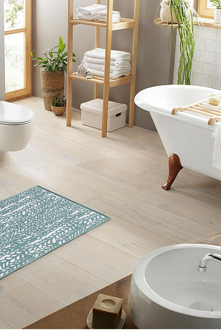 Badematte Gmk Home Living Fenja Hohe 15 Mm Beidseitig