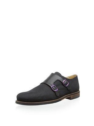 58% OFF The Generic Man Men's Monkman Double Monkstrap (Black)