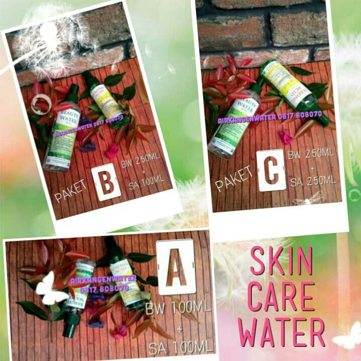 Hub Ibu RA Dew W. Kartika 0817808070(XL), Jual Beauty Water, Jual Beauty Water Jakarta, Bandung, Manfaat Beauty Water, Strong Acid Water Spray