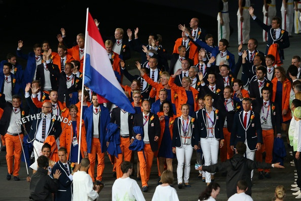 Dutch Olympic Team 2012