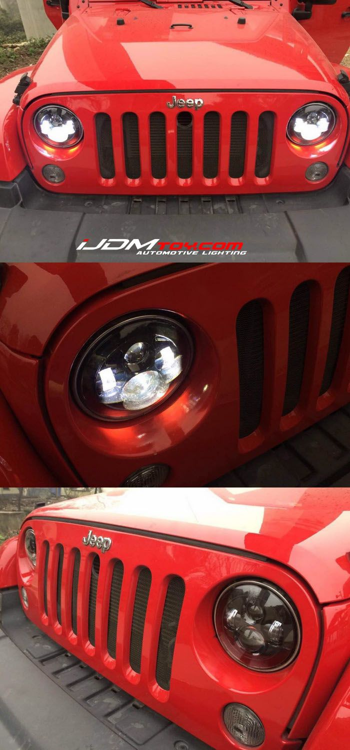 9 Best Images About Jeep Led Lights On Pinterest