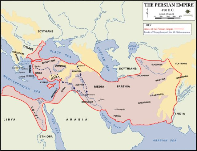 Learn About Important Kings of What Is Now the Middle East: Major Ancient Near and Middle Eastern Kings