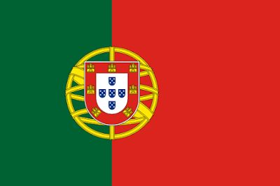 This is the flag of Portugal.Portugal is a country.