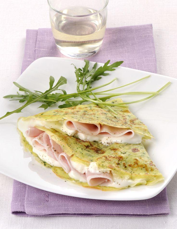 Una ricetta sfiziosa, veloce da preparare e alla portata di tutti: le crespelle alla rucola sono ideali per un pranzo gustoso, veloce e leggero. Da provare!