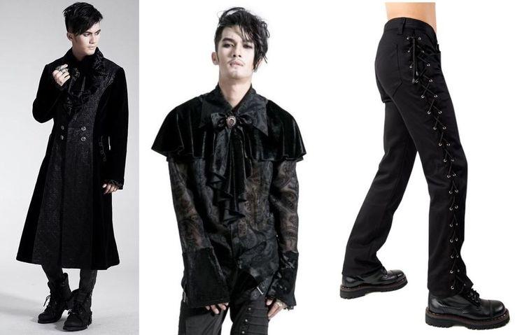 Image issue du site Web http://www.newrock-vetement-gothique-metal.fr/produit/blackcrow_1000.jpg