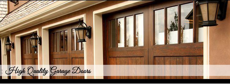 Kingdom doors garage door sales and garage door service for Brentwood garage door