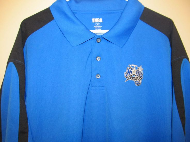 Orlando Magic Team polo / golf shirt - NBA Adult XL #NBA #OrlandoMagic
