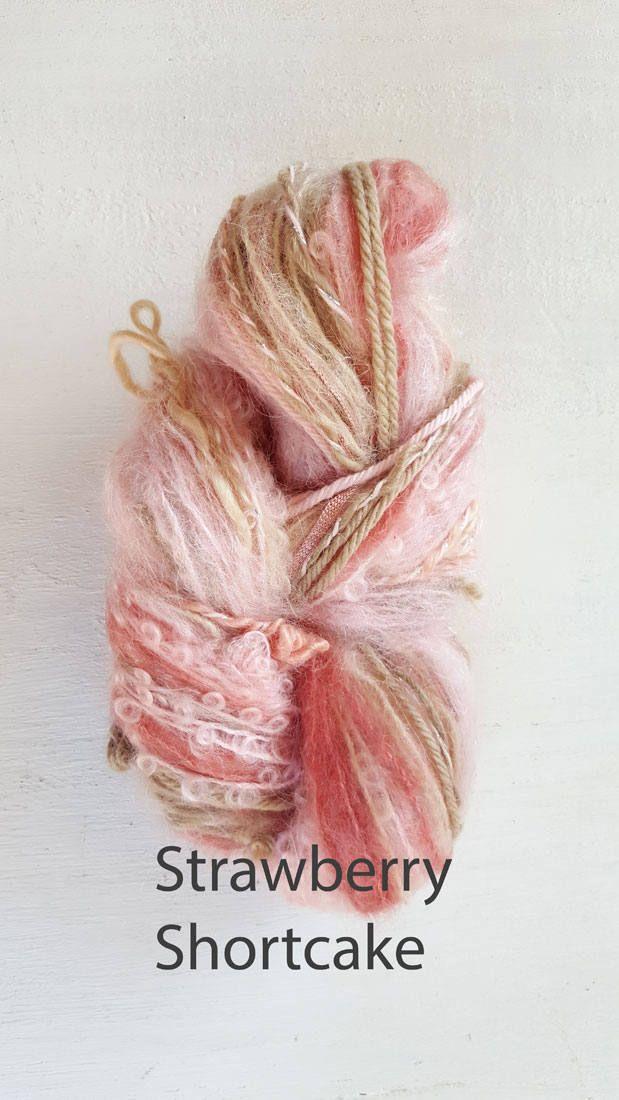 Mohair yarn, artisan yarn, art yarn, crochet yarn, knitting yarn, weaving yarn, wool, magic ball, knit, crochet, crocheting, yarn, yarn ball by CroshkaDesigns on Etsy