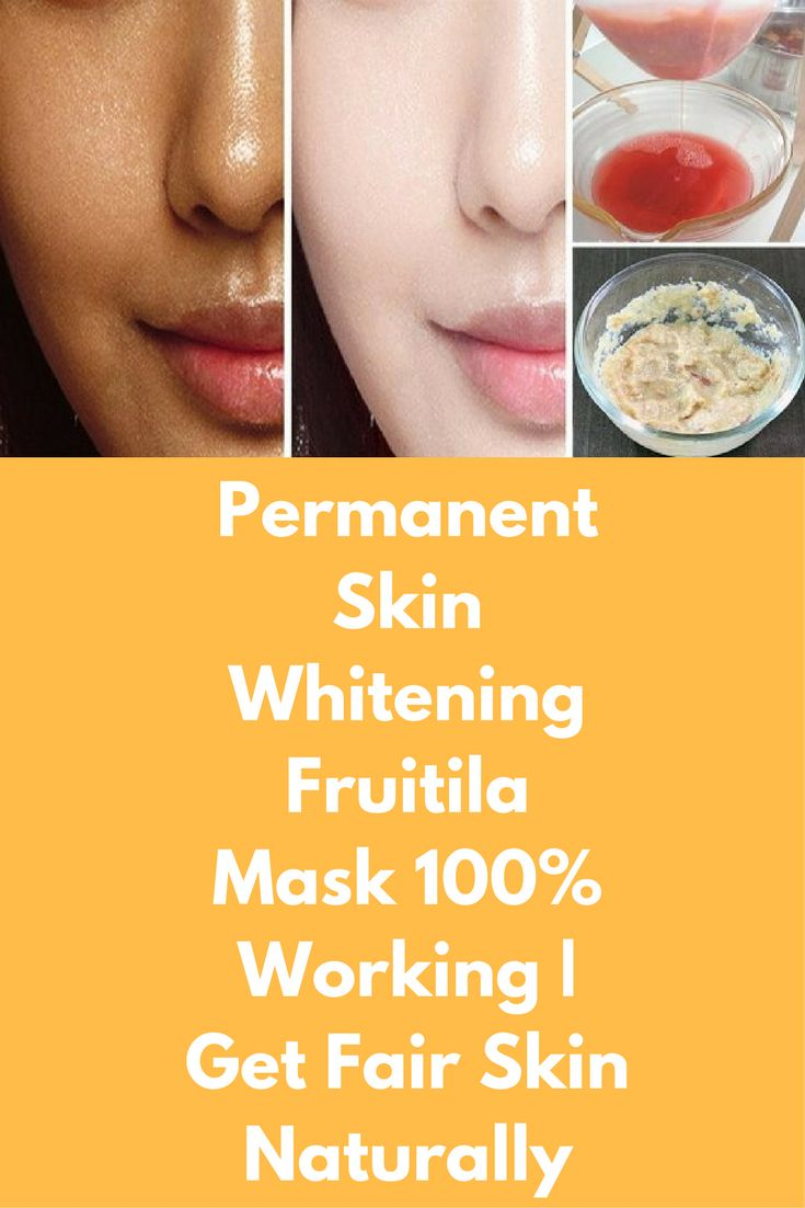 Get Fair Skin Permanently Naturally