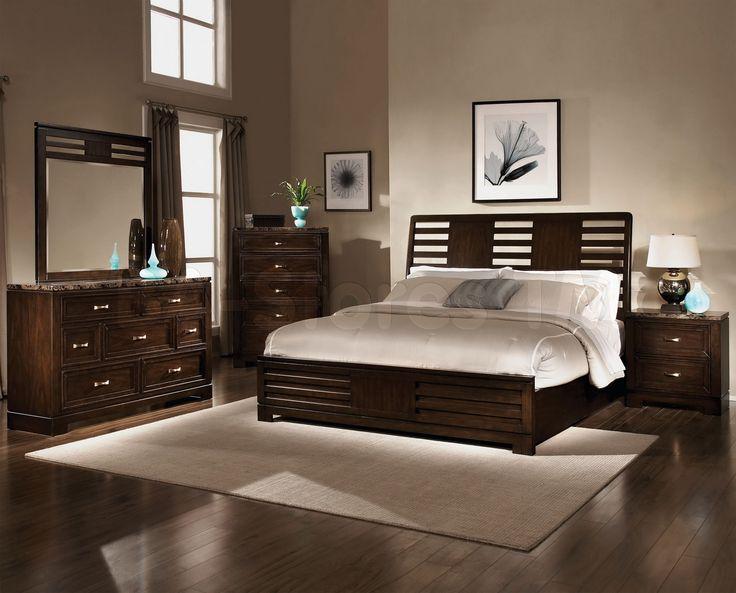 Bedroom Decorating Ideas Dark Brown Furniture