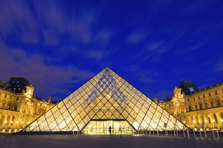 Louvre, Francúzsko
