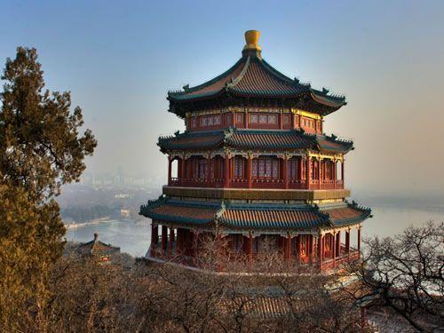 Rondreis China Compleet | De wereld is Kras China.Beijing.Zomerpaleiss