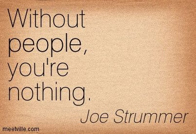 joe strummer quotes - Google Search