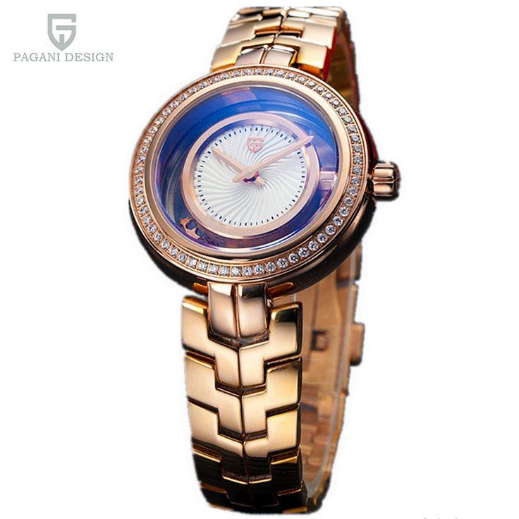 US $65.78 - 2016 Sale New Pagani Design Brand Business Women Watch Slim And Stylish Lady Luxury Waterproof Quartz Watches With Original Box