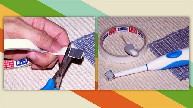 Turn an Electric Toothbrush into a Mini Power Sander