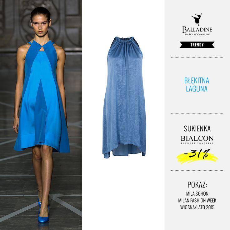 Inspirujemy się najlepszymi. Teraz sukienkę Bialcon kupisz w okazyjnej cenie! >> http://goo.gl/Xy8WZ5
