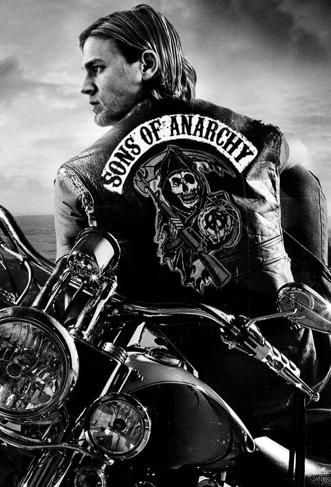 Charlie Hunnam as Jax Teller | Sons of Anarchy
