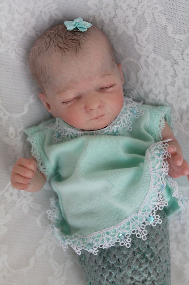 newborn love nursery reborn mishell mermaid by shawna
