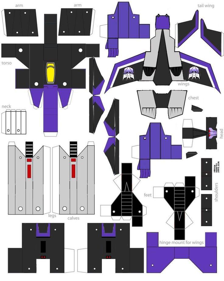 papercraft_skywarp_animated_by_minibot_gears-d4br843.jpg (819×1024)