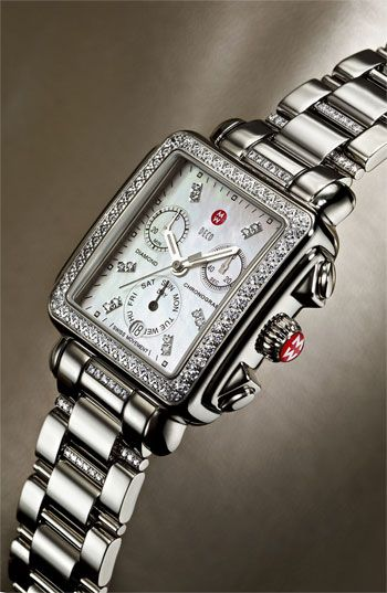 Michele watch - the best gift you can ever buy yourself.