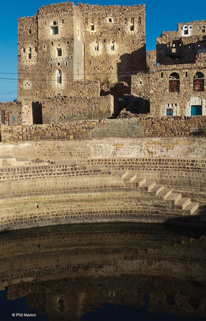 https://flic.kr/p/4U1sue   ancient cistern still in  use - Shihara Mountains, Yemen