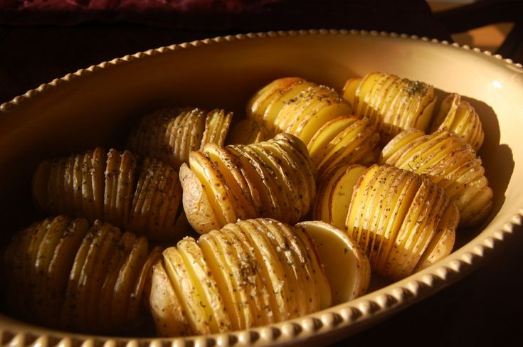 (Accordian) Potatoes