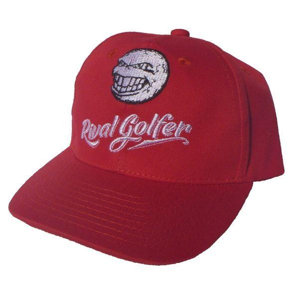 Toddler Trademark Cap #golf #golfhat #childrenshat #childrensgolf