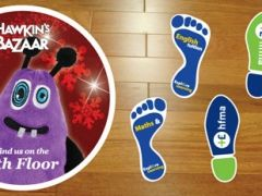 Fascinating Waterproof stickers with glossy appearance, soft Touch, Get custom window stickers having unique property of being Easy to stick on nay smooth surface, used for branding & promotional Activities.