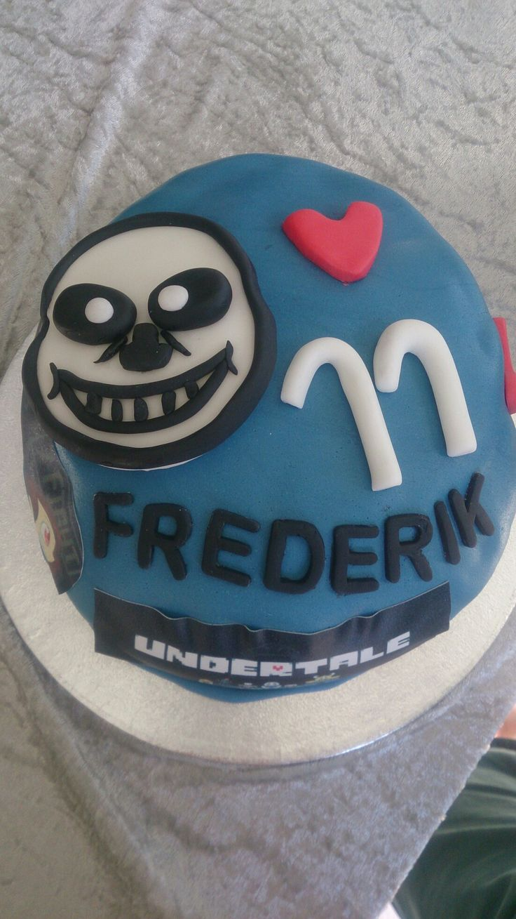 33 Best Images About Undertale Cakes On Pinterest Pretty