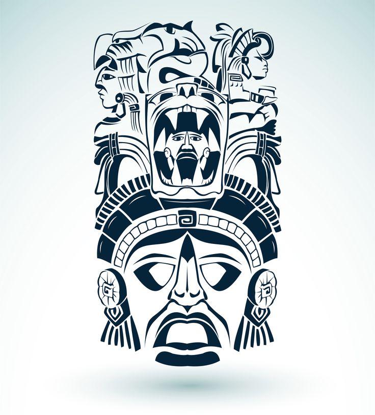 aztec-jaguar-warrior-tattoo.jpg (2124×2353)                                                                                                                                                     Más
