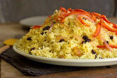 Bariis Iskukaris (Somali-Style Rice)