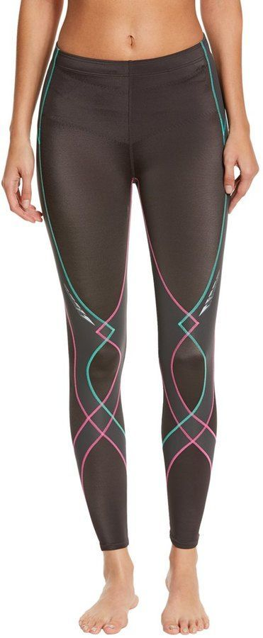 CW-X CWX Women's Stabilyx Compression Running Tights - 29197