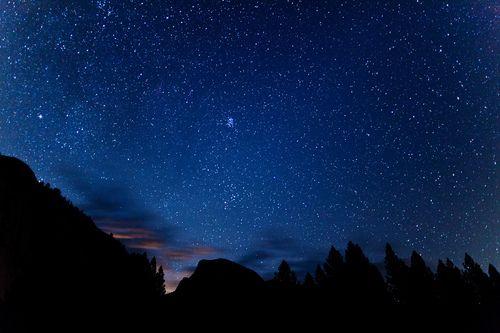 .Twinkle, twinkle little star....