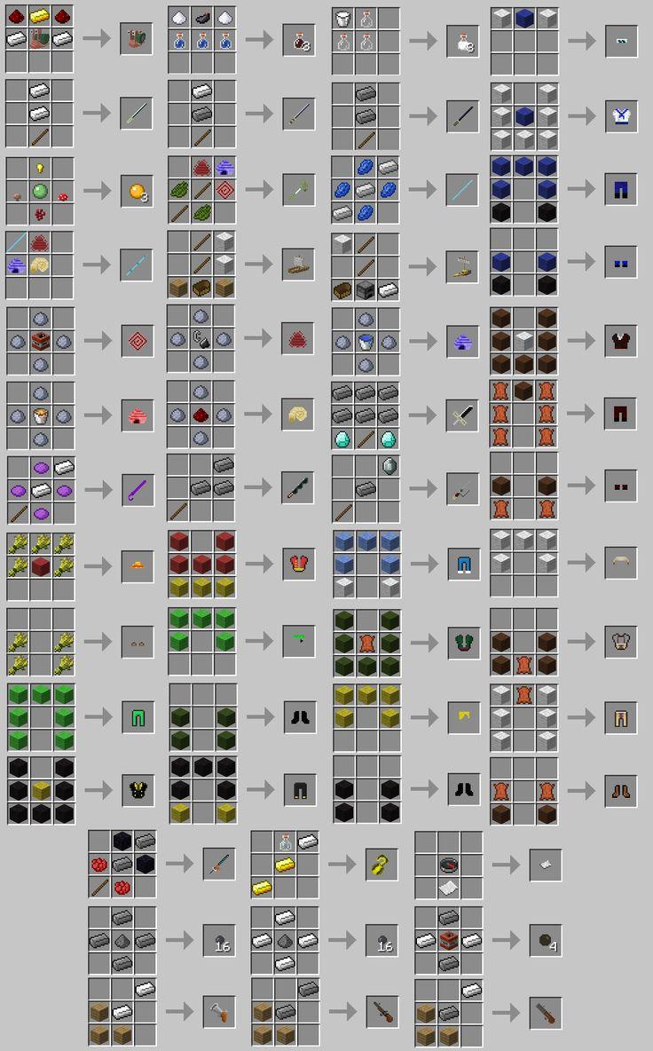 one piece in minecraft