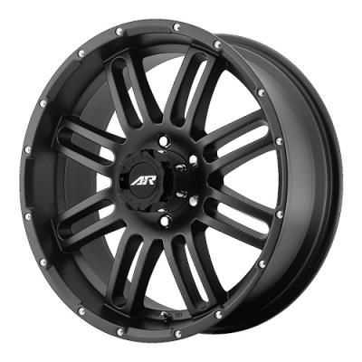 American Racing Wheels American Racing AR901, 20x9 Wheel with 5 on 150 Bolt Pattern - Black - AR90129058720… #TruckParts #JeepParts