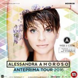 biglietti ALESSANDRA AMOROSO
