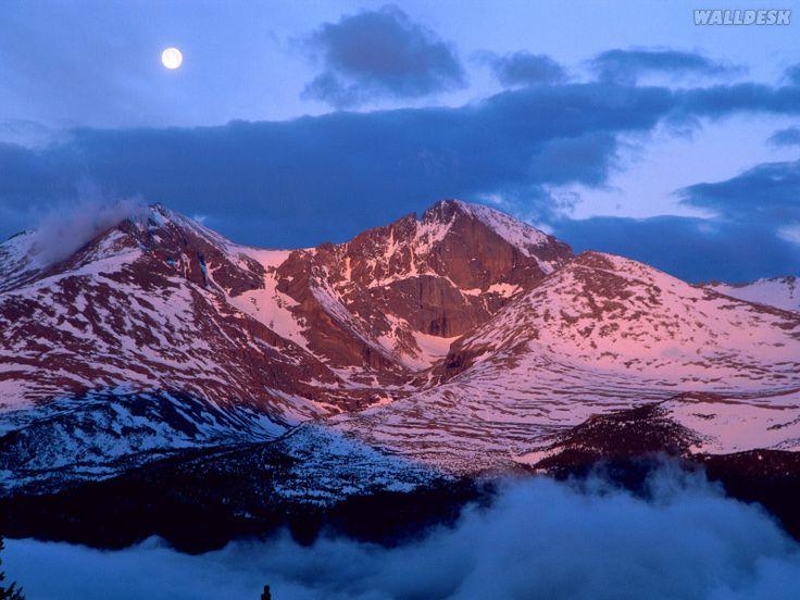 Parque Nacional das Montanhas Rochosas,-Colorado