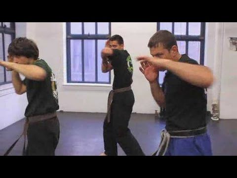 Krav Maga Techniques: Elbow Strikes and Uppercut