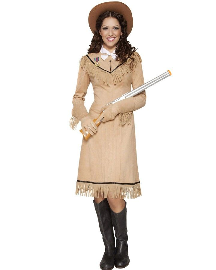 Annie Oakley Womens Costume | COWBOYS AND INDIANS