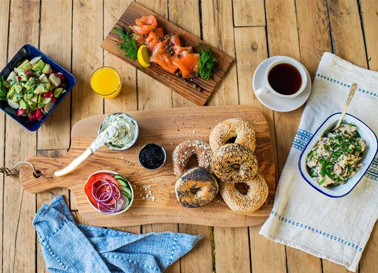 The+Best+Damn+Bagels+in+NYC,+Ranked+via+@PureWow+via+@PureWow