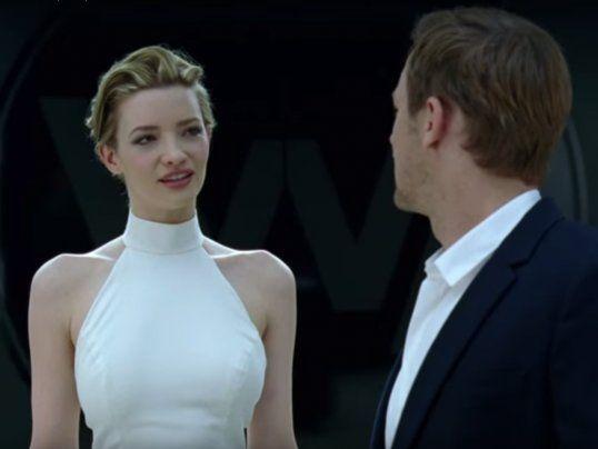 Westworld trailer screenshot