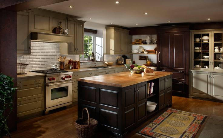 Lovely Wood Mode Cabinets Cost