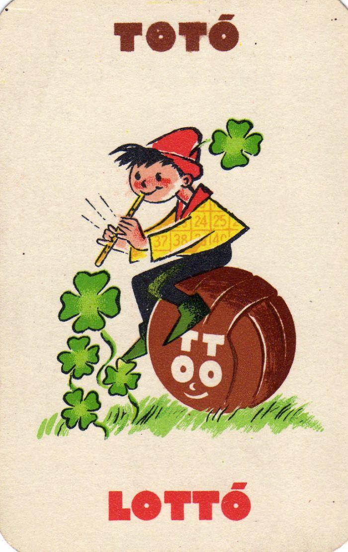 1960 | Kártyanaptárak