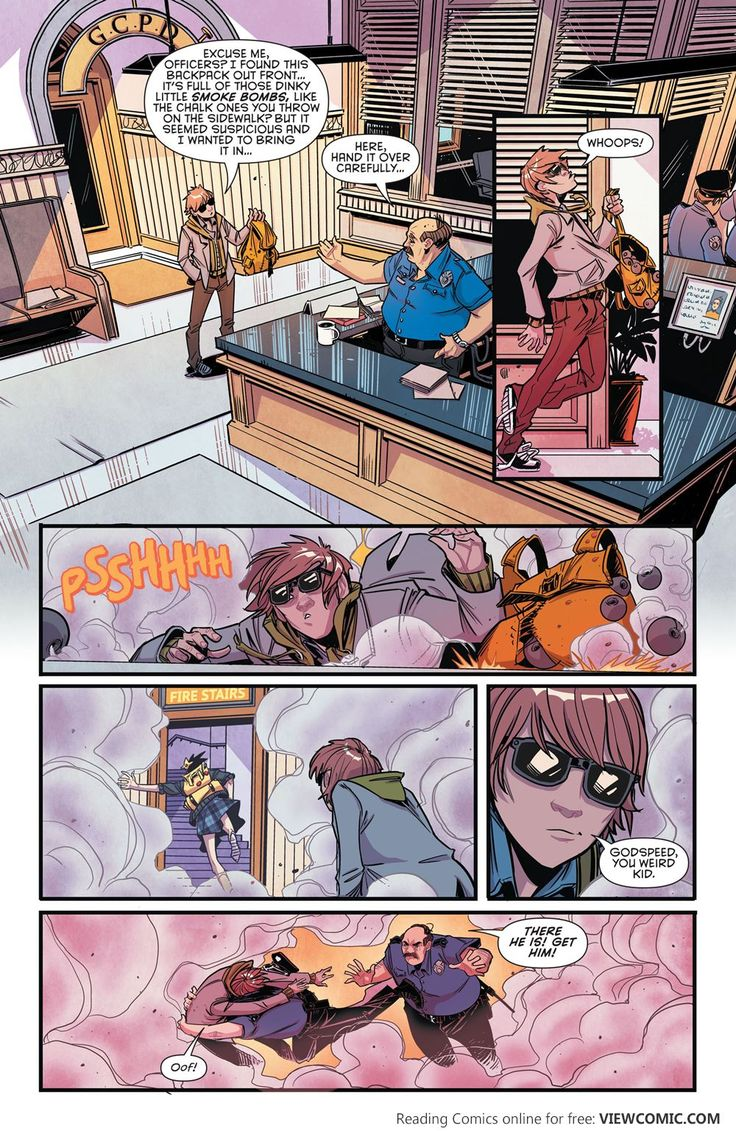 Gotham Academy 016 (2016) …………………… | Viewcomic reading comics online for free