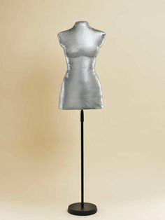 Fabrication d'un mannequin de couture