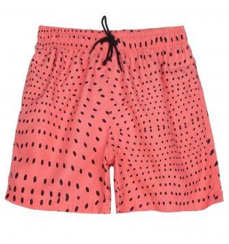 BOARDIES BOARDSHORTS. Pink. £45.00