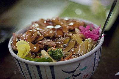Chicken donburi. Delish! Search Japanese from the homepage at fresh.co.nz
