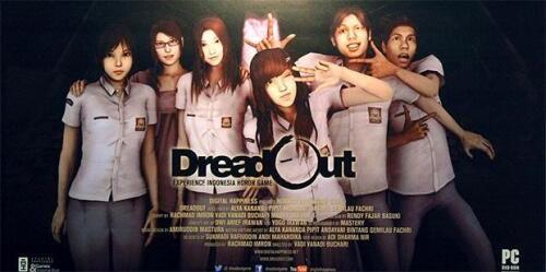 DreadOut, game horor lokal buatan anak negeri yang sukses menaikan pamor hantu lokal Sob.